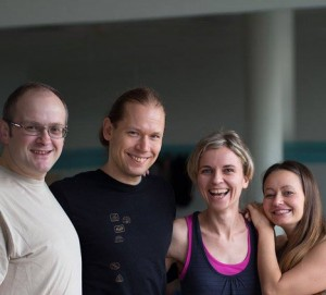 13-15.11.2014 Warsztat asztanga winjasa jogi z Mikko Seppinenem i Heleną Melkjorsen z Mysore Yoga CPH (www.mysoreyogacph.dk)